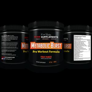 Metabolic Blast Pre Workout Formula