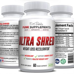 Ultra Shred Weight Loss Accelerator