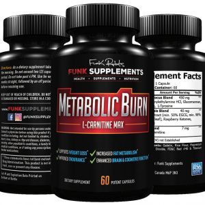 Metabolic Burn Fat Burner