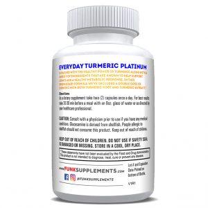 Turmeric Platinum