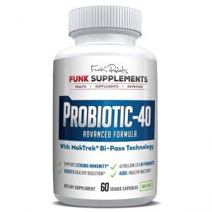 Probiotic 40