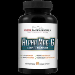 Alpha Mag-6 Complete Magnesium