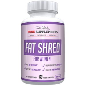 Fat Shred For Women
