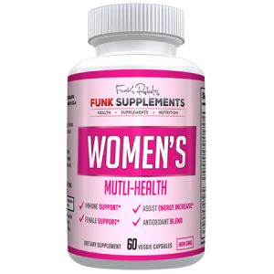 Women Multi Health Multivitamins