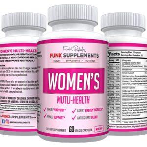 Women Multi Health Multivitamins