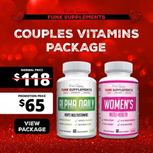 Couples Vitamin Package