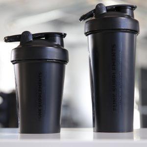 FS Classic Black on Black Shaker Cup
