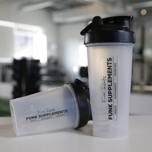 FS Classic Clear Shaker Cup