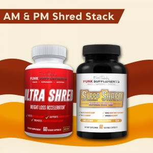 AM & PM Shred Stack