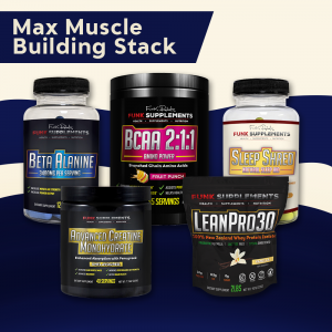 Max Muscle Building Stack