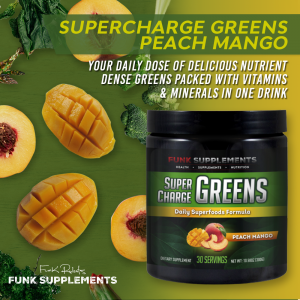 Super Charge Greens
